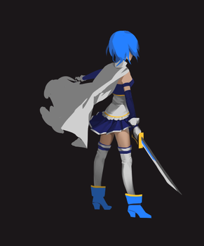Sayaka by MaGLIL