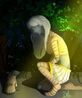AT: mummies alive - Nefer-Tina by SilverDelaware