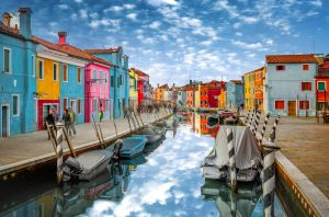 Burano, Venice, Italy by nickhighfields
