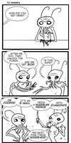 Bonus Comic - District 9 by AndyKluthe