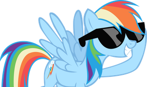 Dash's Radical Sunglasses by Emkay-MLP