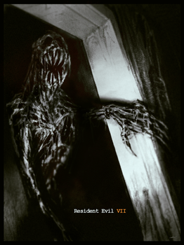 Resident Evil 7 by cinemamind