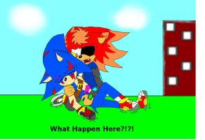 REQUEST: NR Swoover and NR Sonic by ScourgeXNazo2