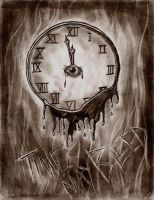 Time May Bleed by ACKZ-TWISTED-ART