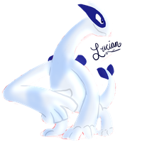 Lucian the Lugia by Crimson9876