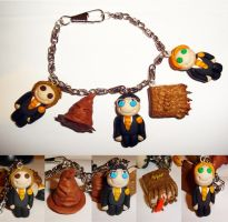 Harry Potter Bracelet by ffimo