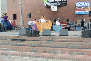 Puerto Rican/Latin Fest, Little Frills and Dance by Miss-Tbones