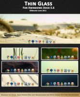 THIN GLASS DOCK for XWD 5.6 by mACrO-lOvE