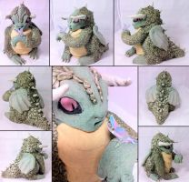 Multiple Baby Dragon Pictures by KatherineReedKS