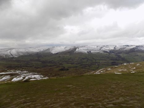 Top of Mam Tor. Four. by Jakvia