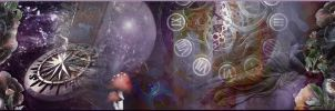 MAGICAL BANNER PREMADE by VaL-DeViAnT