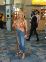 WonderCon 2014 Shanna the She Devil by DougSQ