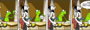 Muppet Comic Strip 2009 by DaveAlvarez