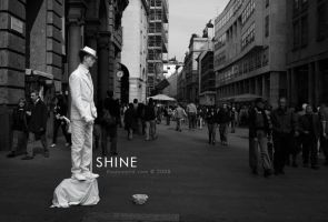 .shine. by Dance-Macabre
