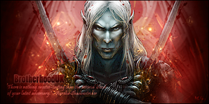 Drow Assassin by MorganaGFX