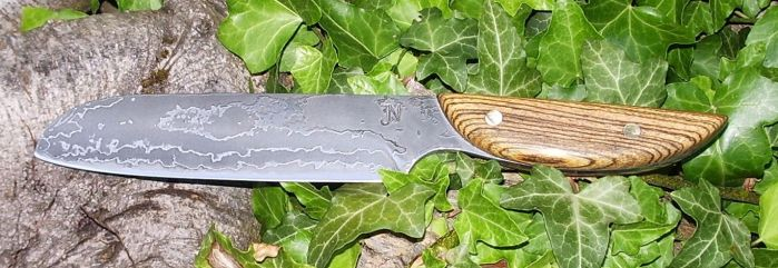 Small kitchen knife by Silver11k