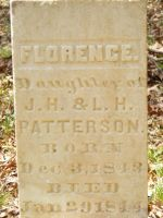 Natchez Trace Tombstone by deviantmike423
