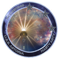 USS Astoria Patch by sparrow794