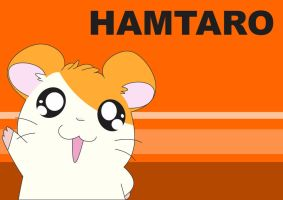 Hamtaro Wallpaper by Mew-Suika