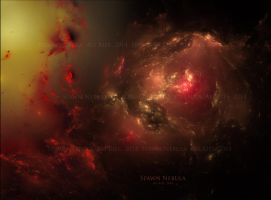 Spawn Nebula by Casperium