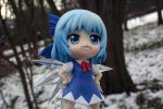 Nendoroid- Cirno 3 by Charlotte-Chan