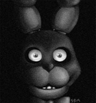 Bonnie The Bunny by BUBBLE89