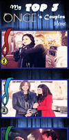 My Top 3 OUAT Ships by Before-I-Sleep