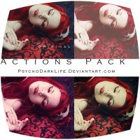 Actions Pack by ObscureLilium
