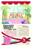 Project Carousel '10 Poster by sandshelltealeaf