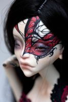 Nyx by Misterminou doll by Misterminoudolls