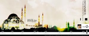 Istanbul - present day by scottrenevejr