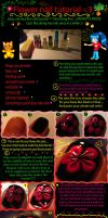 Flower nail tutorial by Darklinknrone