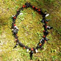 Crossroads Trickster Necklace by Lolair