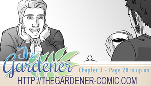 The gardener - Chapter 3 page 28 by Marc-G