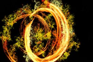 fire spiral by isischneider