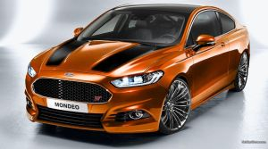 Ford Mondeo ST Coupe by Antoine51