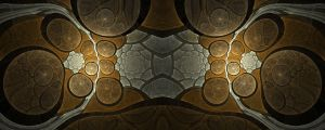 Stained Glass Window by bluesman219