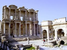 Celsus Library by LordXar