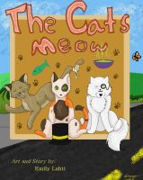 The cats Meow - Cover Page by Addictivemind