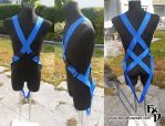 X-Back Harness for Diegowuf by Chibi-Alu