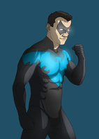 Nightwing by MangleDangle