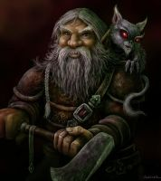Dwarf by Schlunz-Design