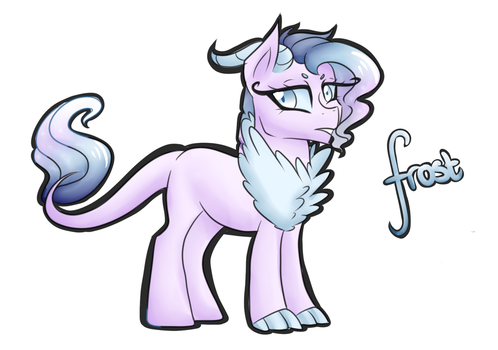 Frost by CitrusSkittles