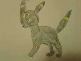 Second Umbreon by MyLoveForYouEternity