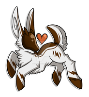 Vex Sticker by Kuro-Creations