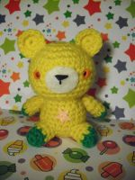 Yellow Bear by Pachyblur