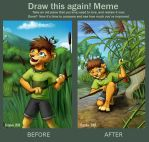 Meme: Swamp by jrtracey
