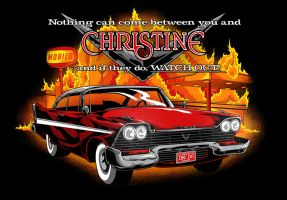 Christine - Fright Rags Shirt by scumbugg