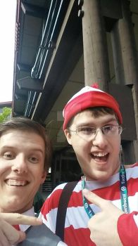 found Waldo at Everfree Northwest by Trinity0777