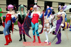 Darkstalkers by Pen2Vi2